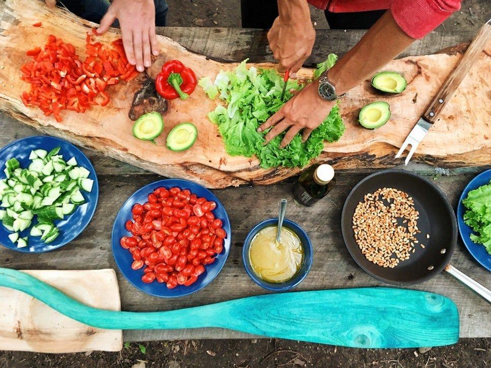 Whole Food Plant Based Food Prep